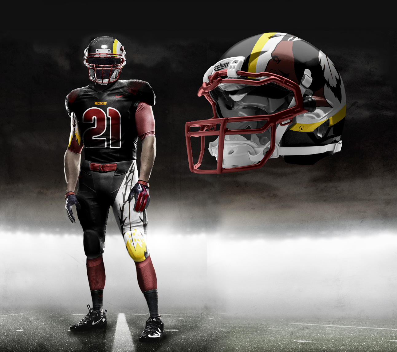 What Redskins fans can expect from Nike in 2012